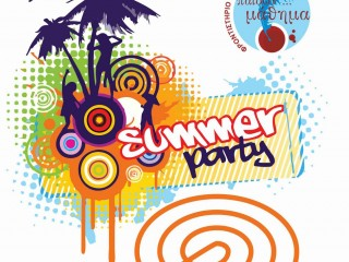 Summer Party Ιούνιος 2014. Aquarius Beach bar Faliraki